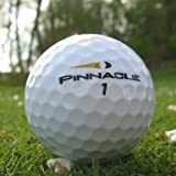 Easy Lakeballs 50 Pinnacle Lady Pelotas DE Golf RECUPERADAS/Lake Balls - Calidad AAAA/AAA (Pearl/A Grade) - EN Bolsa DE Red