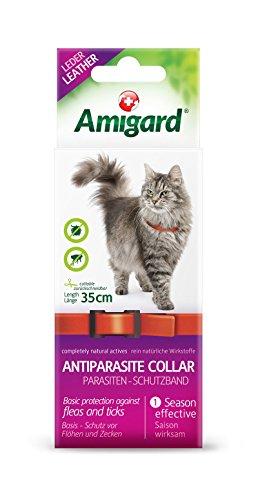 Amigard Antiparasitenband Katze