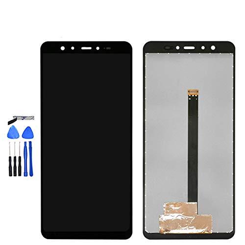 Testato Black Fit For Vernee V2 Pro LCD Display + Touch Screen Digitizer Pannello Di Vetro Digitizer Sostituzione Del Telefono Con Strumenti Sostituzione Dello Schermo Del Telefono ( Color : Black )