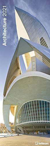 Architecture 2021 - Foto-Kalender - King-Size - 34x98 - Architektur: Wandkalender King Size