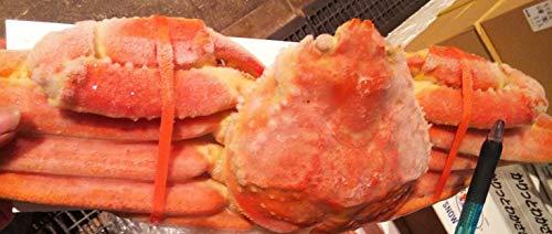 冷凍 ボイル ずわい蟹 ( 姿 ) 3kg×2箱(箱4-5尾) ※元旦(1月1日)以外は発送可能です。