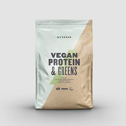 Myprotein Proteine Vegane e Verdi Polvere, Cocco & Lime - 1000 g