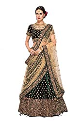 jannat creation women lengha choli with dupatta