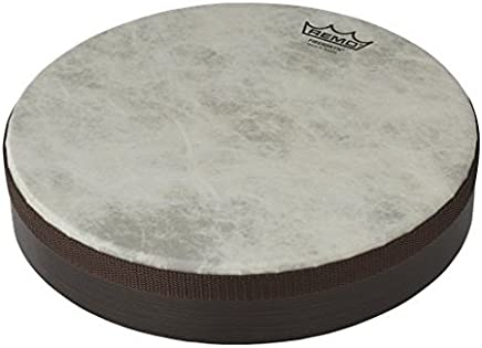 "Remo HD-8510-00 Fiberskyn Frame Drum, 10"""