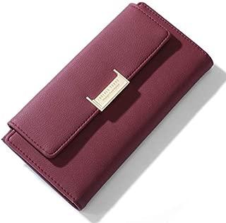 Many Departments Women Wallet Long High Quality Female Wallets Clutch Zipper Pocket Card Holder Ladies Purse Carteras