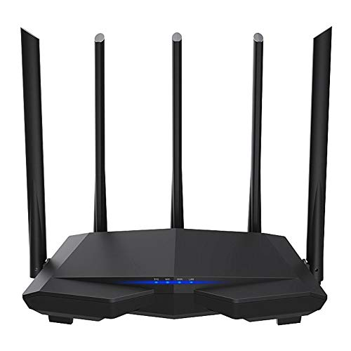 Router Gigabit 1200 MBit/S (867 MBit/S 5 GHz + 300 Mbit/S 2.4 GHz, Control De Aplicaciones, 3X LAN, 1x Gigabit WAN, Formación De Haces +, Función De Punto De Acceso, WPS