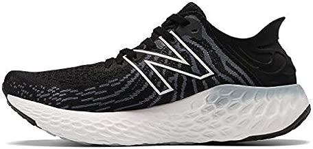 New Balance Women's Fresh Foam 1080 V11 Running Shoe, Black/Thunder, 8
