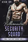 Billionaire Security Squad 3: A Small Town Curvy Romance (English Edition)