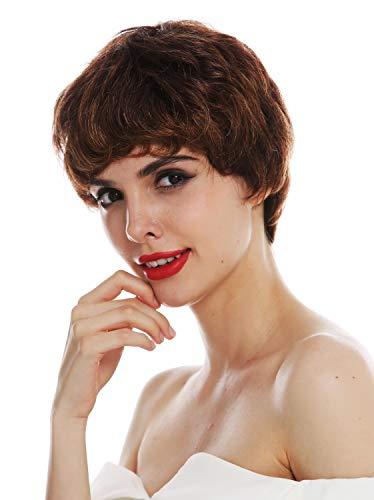 pelucas cortas naturales para chicas on-line