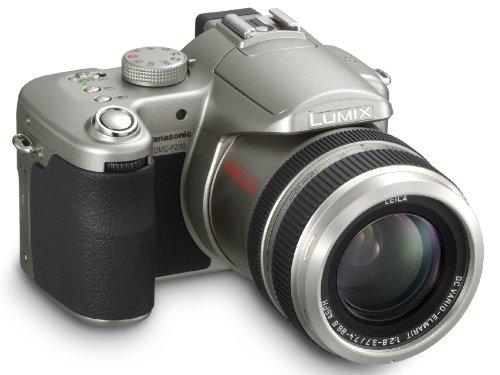 Panasonic DMC-FZ30 EG-S Digitalkamera (8 Megapixel, 12fach opt. Zoom) silber