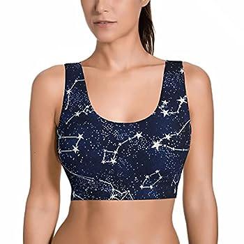 glow in the dark sports bra