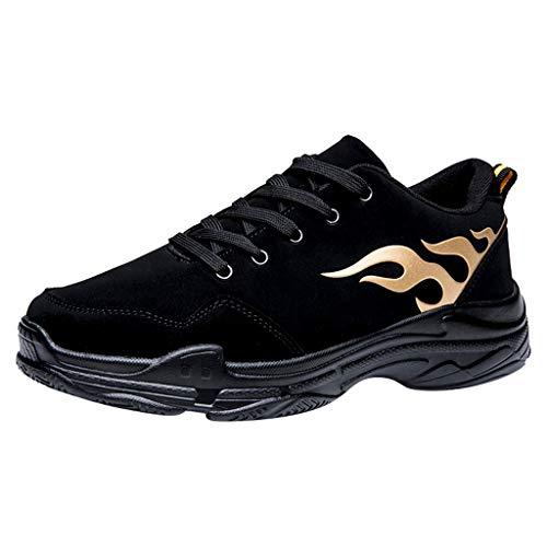 Cenday Sportschuhe Herren Laufschuhe Luftkissen Schuhe Turnschuhe Fitness Gym Leichtes Bequem Sommer Trekking Sneakers Atmungsaktiv Leichte Sneaker