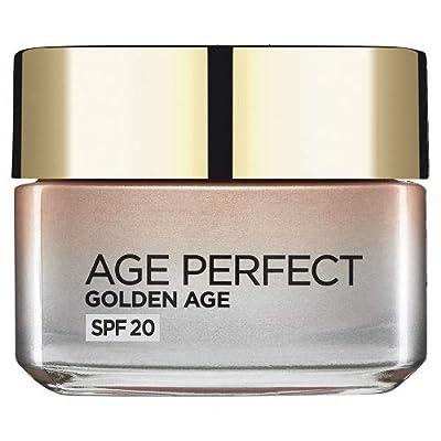 L'Oreal Paris Age Perfect Golden Age Day Cream SPF 20, Face Cream for Mature Skin 50 ml