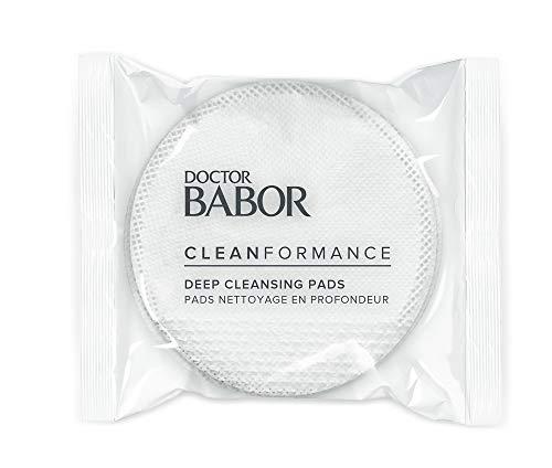 Dr Babor Clean Formance Deep Cleansing Pads Nettoyage en Profondeur Recharge 20pièces