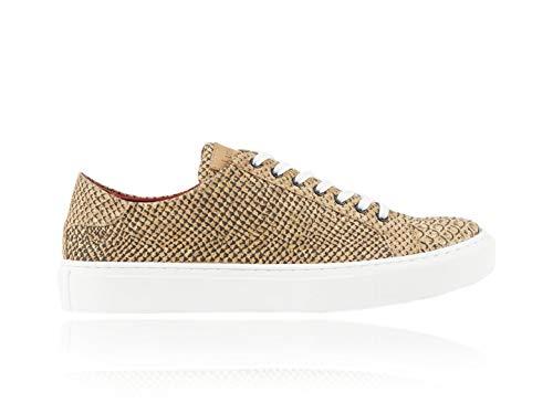 Lureaux Cork Squama Sneakers Größe 45 Turnschuhe Sneaker Hochzeit Freizeitschuhe Atmungsaktive