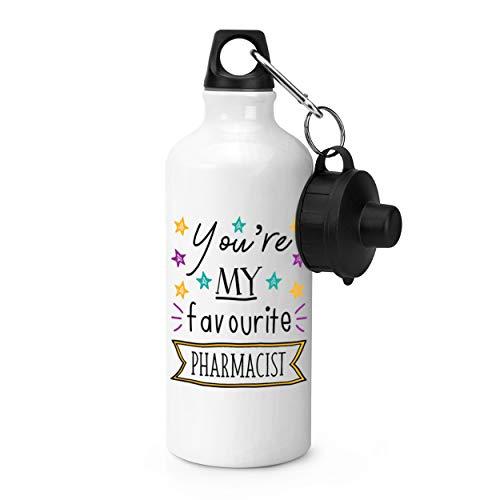 Gift Base You're Mein Favorit Apotheker Sterne Sport Flasche