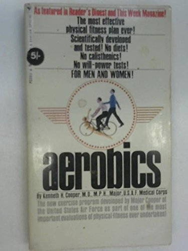 Compare Textbook Prices for Aerobics  ISBN 9780553125405 by Cooper, Kenneth H