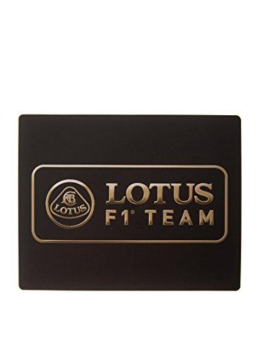 Lotus Alfombrilla Ratón Ordenador F1 Team Negro Única