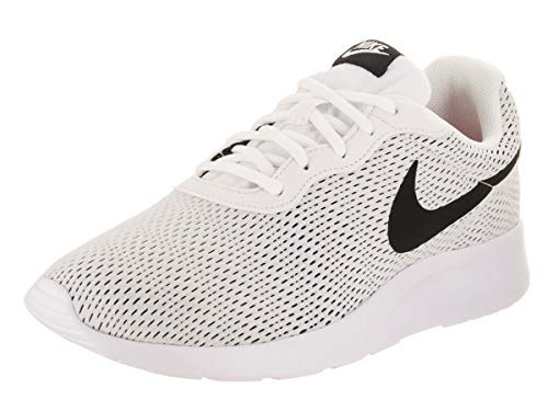 Nike Men's Tanjun SE Running Shoes White/Black 9.5