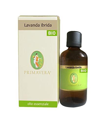 Flora Olio Essenziale di Lavanda Ibrida 100 ml BIO - CODEX