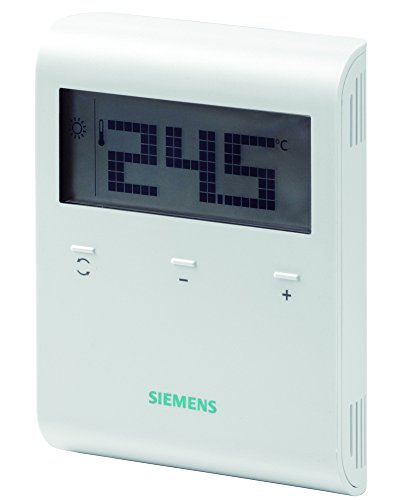 Thermostat d'ambiance RDD100 sans programmation alimentation secteur Réf. S55770-T275