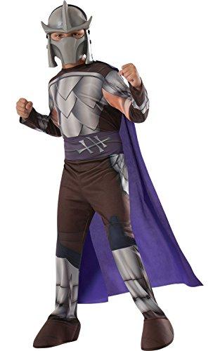 Rubie' s Costume ufficiale del bambino Tartarughe Ninja bambino Tagliuzzato–Medium