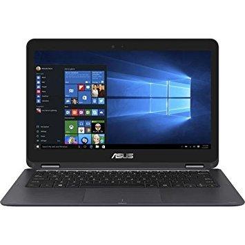 "Asus UX360UA ZenBook Flip UX360CA 2-in-1 - 13.3"" Touchscreen QHD+ (3200x1800)   Intel Core i5-7Y54   256GB SSD   8GB RAM   Bluetooth   Windows 10 - Dark Grey"