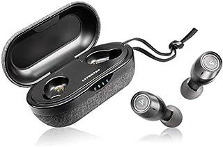 LYPERTEK TEVI True Wireless Earphone Bluetooth 5.0 IPX7 WaterproofQualcommQCC3020 Up to 10 Hours Playback Time USB Type-...
