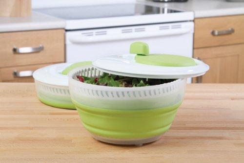 リッチェル野菜水切り器プログレッシブサラダスピナー10CSS2