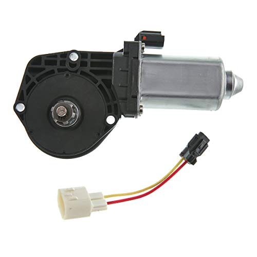 A-Premium Power Window Lift Motor (2 Pins Only) Without Anti-Clip Compatible...