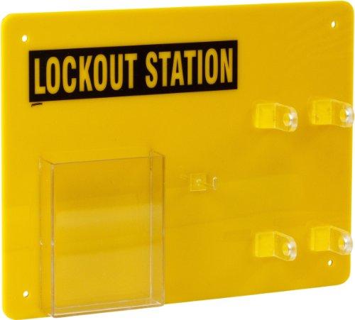 Brady LC202G Prinzing Lockout Station Board (1 Station)