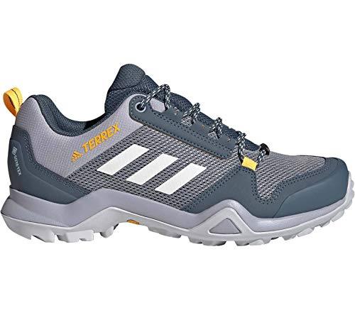adidas Terrex AX3 GTX W, Zapatillas de Hiking Mujer, GRIGLO/Balcri/Dorsol, 36 2/3 EU