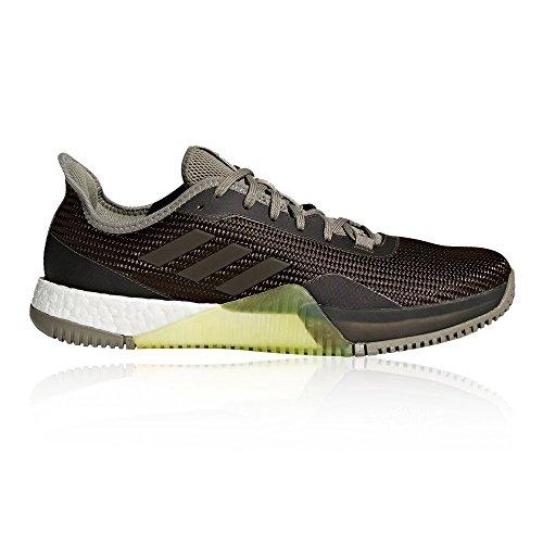 adidas Crazytrain Elite, Zapatillas de Deporte para Hombre, Marrón (Umber/Tracar/Ngtmet Umber/Tracar/Ngtmet), 48 EU