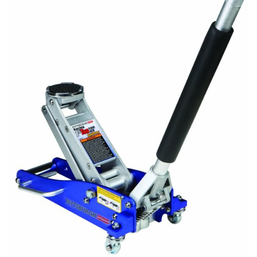 PITTSBURGH Ha68053 1.5 Ton Aluminum Floor Jack