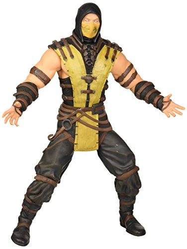 Mortal Kombat X Mezco Toys Figurine 1/6 Scorpion