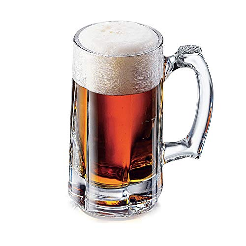 Lead-free Glass Beer Jug, Thickened Creative Beer Jug | Classic beers, Beer Jugs, Great as a Beer Gift