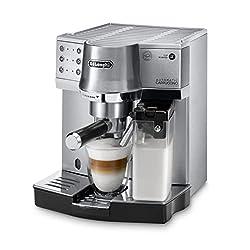 DeLonghi EC 860.M Espresso Siebträgermaschine