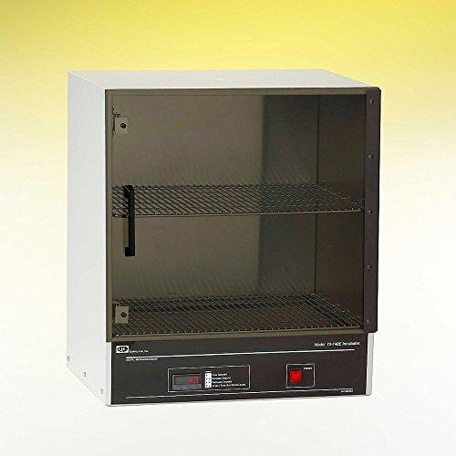 Quincy Lab 10-140E Digital Acrylic Door Incubator, 0.7 Cu. Ft. Capacity, 115V