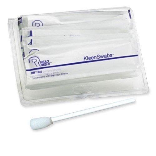 Advantus KleenSwab Read/Right Cleaning Swab - Cleaning Swab