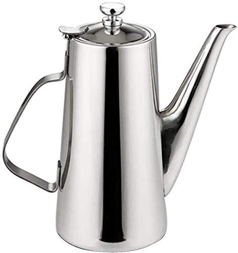 Bouilloire induction Bouilloire fraîche épaissie en acier inoxydable froid kettle restaurant théière et soupe de paille salle de thé bouilloire commerciale WHLONG