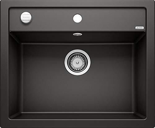 BLANCO 525873 DALAGO 6 Küchenspüle, schwarz