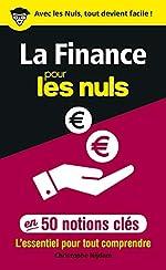 La Finance pour les Nuls en 50 notions clés de Christophe NIJDAM