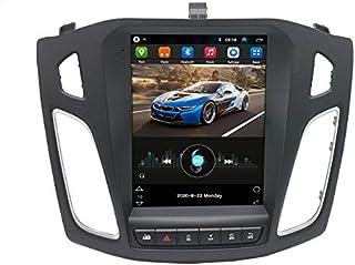 LINGJIE Navigatore satellitare per Auto Android per Ford Kuga 2017-2018 Sistema di Navigazione GPS per unit/à Principale SWC 4G WiFi BT Collegamento Specchio USB Carplay Integrato