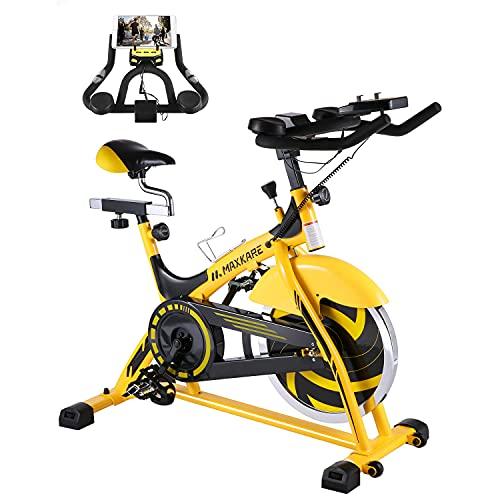MaxKare Stationary Bike | Amazon
