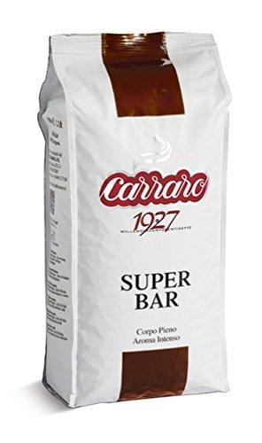 Carraro Super Bar 1kg Bohne - Aroma Intenso