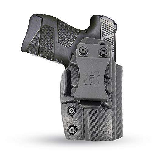 Concealed Carry Iwb Kydex Holster by Houston | Lined Inside...