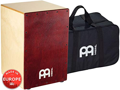 Meinl Cajon Box Drum with Internal Snares and FREE Bag review