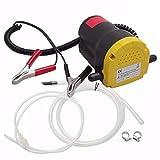 Gekufa 12 V pompa di estrazione olio per auto/moto/barca/roulotte/camion diesel pompa di trasferimento fluido olio