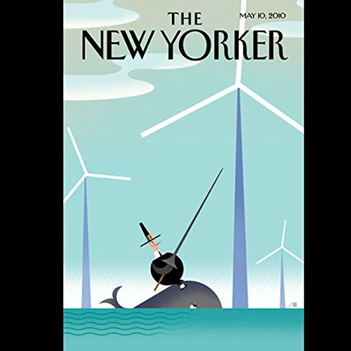 The New Yorker, May 10th, 2010 (Calvin Trillin, John Seabrook, Simon Schama) cover art