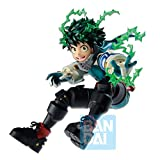 Bandai Spirits Ichibansho Figure - Izuku Midoraya (Go and Go!) - [My Hero Academia]